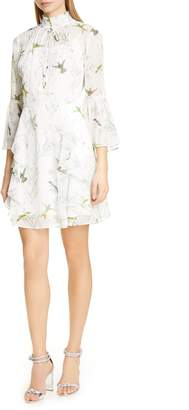 Ted Baker Andray Fortune Tiered Ruffle Dress