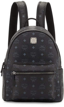MCM Stark Small No Stud Backpack