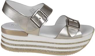 Hogan Capsule H370 Platform Sandals