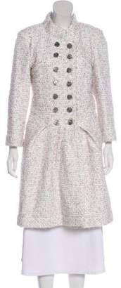 Chanel 2018 Fantasy Tweed Coat w/ Tags