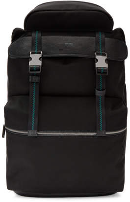 BOSS Black Meridian Backpack