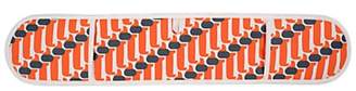 Orla Kiely Dachshund Double Oven Glove, Persimmon