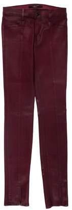 J Brand Vera Mid-Rise Jeans