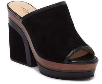 Botkier Block Heel Slip-On Sandal