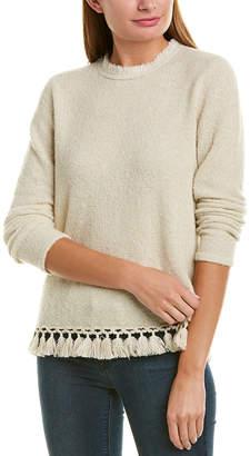 J.Mclaughlin Alpaca & Wool-Blend Sweater