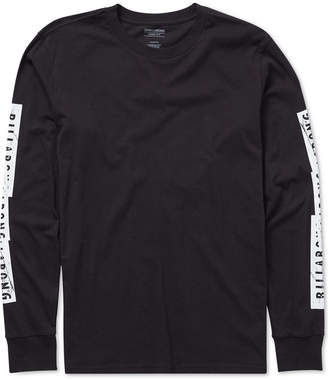 Billabong Men's Slappy Long-Sleeve T-Shirt