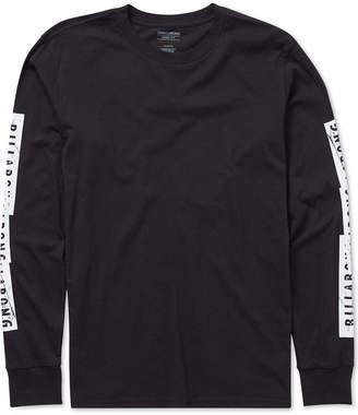 Billabong Men's Slappy Long-Sleeve T-Shirt