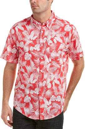 Trunks Surf & Swim Co. Tropical Shirt
