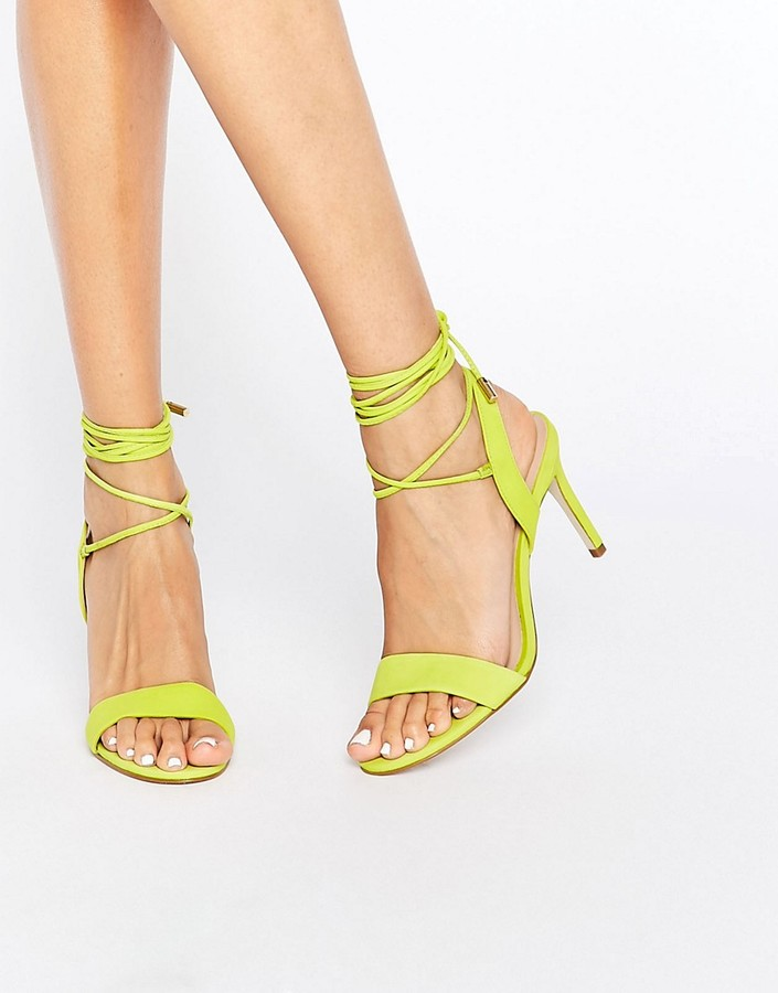 ALDO Marilyn Tie Up Heel