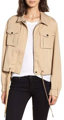 BP Draped Utility Jacket