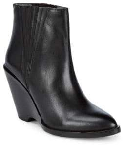 Seychelles Countess Pebbled Ankle-Boots
