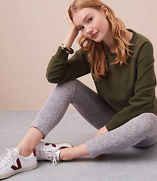 Lou & Grey Marled Essential Leggings