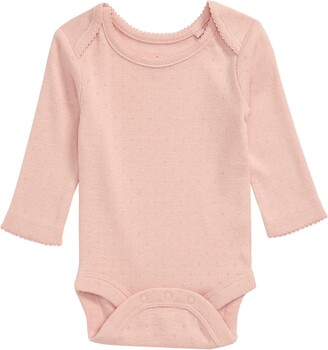 Boden Mini Pointelle Bodysuit