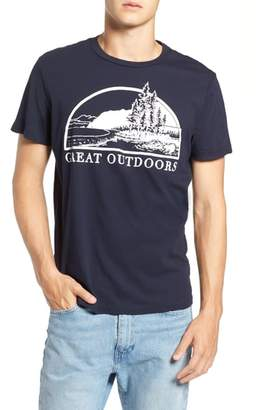 Sol Angeles Great Outdoors Pocket T-Shirt