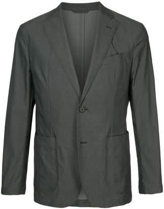 Durban D'urban notch collar jacket