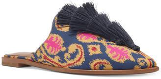 Nine West Ollial Tasseled Mules Women's Shoes