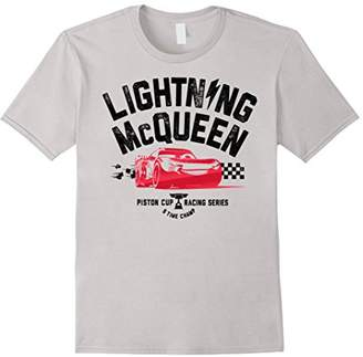 Disney Pixar Cars 3 Lightning McQueen Ready Graphic T-Shirt