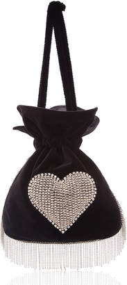 Nano Trilly Disco Heart Pouch