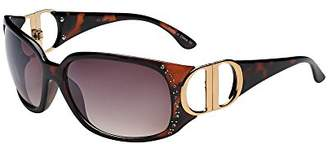 Coppertone Women's Fashion Cf190 Oval Sunglasses
