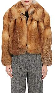 A.L.C. Women's Lex Fox-Fur Coat