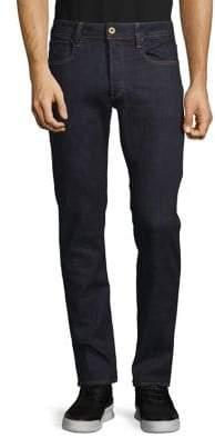 G Star Classic Slim-Leg Jeans