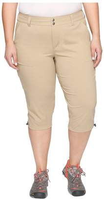 Columbia Plus Size Saturday Trailtm II Knee Pant Women's Capri