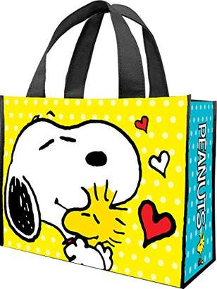 Vandor Peanuts Large Recycled Shopper Tote 85473