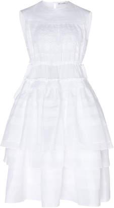 Dice Kayek Sleeveless Cotton Dress