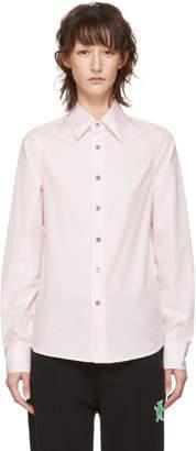 Marni Dance Bunny Pink Bunny Patch Shirt