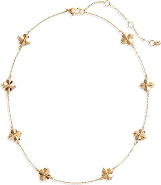 Kate Spade Flower Collar Necklace