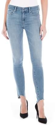 Fidelity Belvedere Raw Hem Skinny Jeans