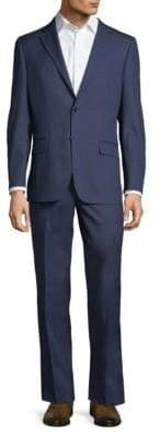 Ben Sherman Wool-Blend Suit