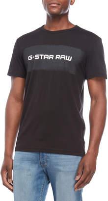 G Star Raw Belfurr Crew Tee