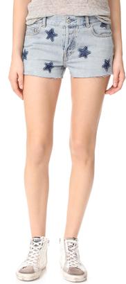 RAILS Logan Stars Shorts $168 thestylecure.com