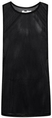Black Mesh Vest $30 thestylecure.com