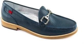 Marc Joseph New York Park Ave Perforated Loafer