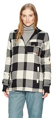 DC Women's Backwoods Zip Hooded Fleece