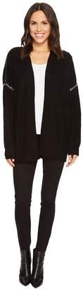 Religion Harness Cardigan Women's Clothing