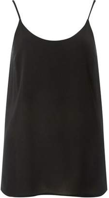 Dorothy Perkins Womens **Tall Black Scoop Neck Camisole Top
