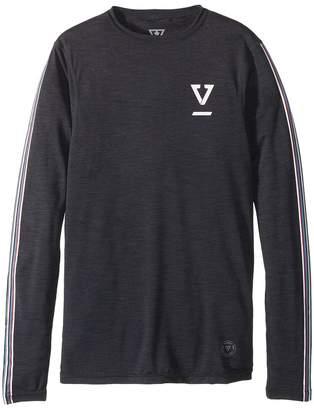 VISSLA Kids Dredgers Lycra Long Sleeve Shirt Boy's Long Sleeve Pullover