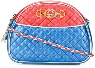 Gucci Laminated leather cross-body bag