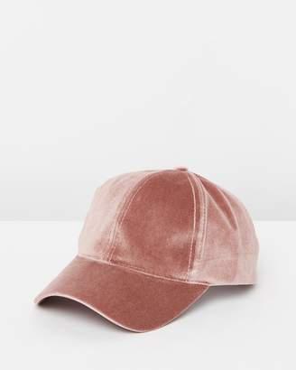 DECJUBA Velvet Cap