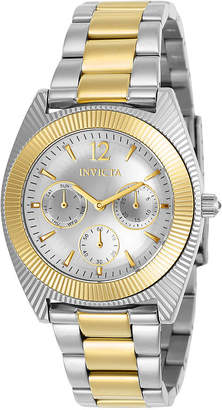 Invicta Angel Womens Two Tone Bracelet Watch-23752
