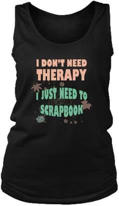 Scrapbook District Shirts Tank Top T-Shirt (2XL)