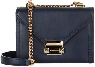 MICHAEL Michael Kors Small Whitney Leather Shoulder Bag