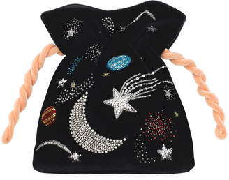 Les Petits Joueurs Beaded Universe Trilly Bag
