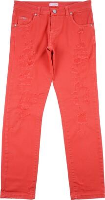 ARTIGLI Girl Denim pants - Item 13248432UE