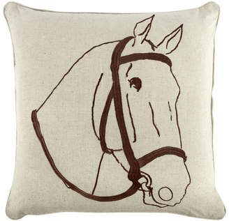 Thomas Paul Thoroughbred Pillow 2 - Java