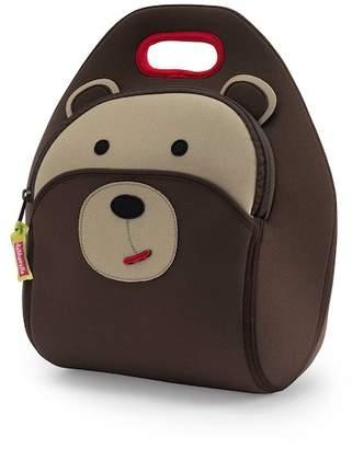 Dabbawalla Bags Brown Bear Lunch Bag