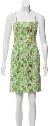 Tibi Slip Mini Dress